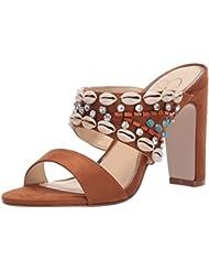 Jessica Simpson Women's Ambelle Slid Sandal Heeled