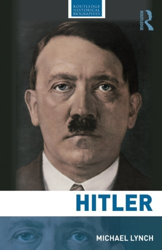 Hitler (Routledge Historical Biographies)