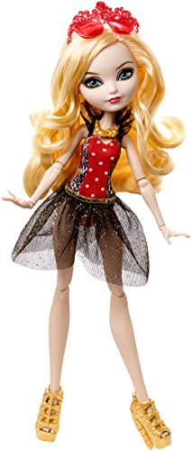 Ever After High Mirror Beach Apple White Doll (Apple White Ever After High Doll)