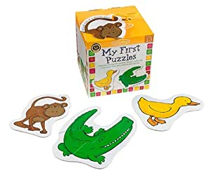Infantino My First Puzzles (Discontinued by Manufacturer)