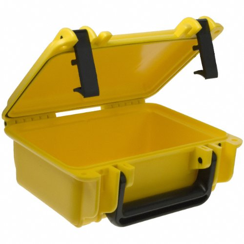 Seahorse SE120 Protective Case, Yellow