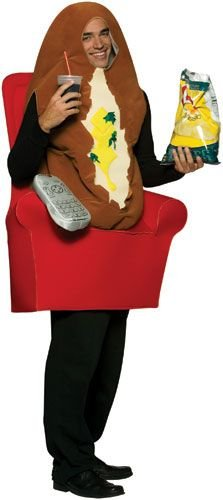 Couch Potato Adult Costume]()