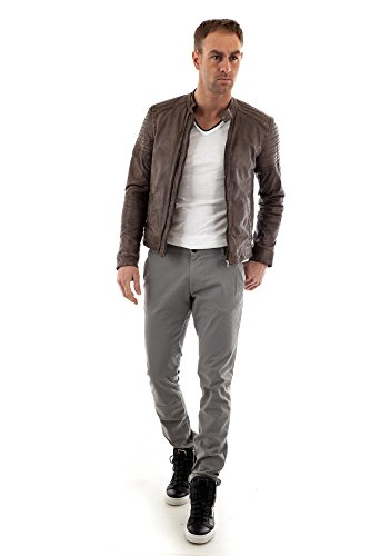 Serge Pariente Jacke Sh cool grey
