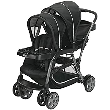 Amazon Com Graco Ready2grow Click Connect Stand And Ride
