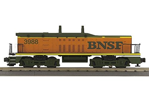 BNSF SW-9 SWITCHER NON-POWERED Non Powered Locomotive