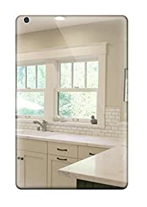 linJUN FENGTop Quality Protection Airy California Kitchen With Marble Countertops Case Cover For Ipad Mini/mini 2