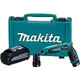 Cheap Makita TD021DSE 7.2V Lithium-Ion Cordless Hex Impact Driver Kit, 1/4″