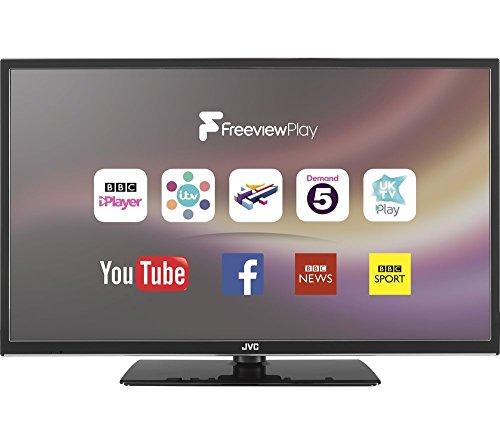 JVC LT-32C672 32' Smart LED TV- HD Ready, Catch up Tv, Freeview, Netflix,...