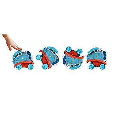 Thomas & Friends Fisher-Price My First, Fun Flip Thomas Train: Toys & Games