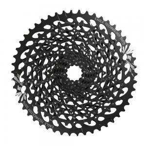 - SRAM XG-1275 GX Eagle 12-Speed Cassette Black, 10-50t