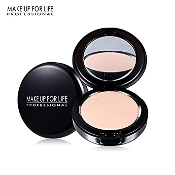 Amazon.com : Compact Foundation, Luminous Silk Foundation, Womens MAKE UP Powder Foundation (NA13) : Beauty