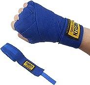 Senston Boxing Hand Wraps 120 inch (3M) Boxing Bandage for MMA, Muay Thai, Kickboxing, Martial Arts Training C