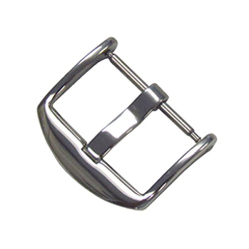 Spring Attachment (22mm Polished ARD Watch Buckle (Spring Bar Attachment))