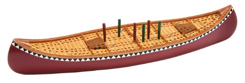 GSI Outdoors 99883 Canoe Cribbage Board