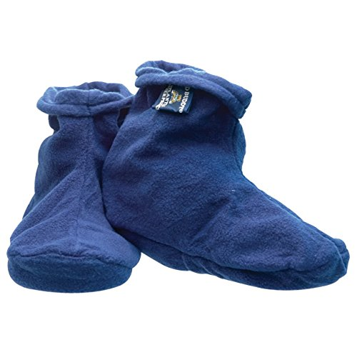 Carex, Bed Buddy Warming Footies, with Microwaveable Insert and Soft Warm Fleece, Keep Feet Warm in Bed for a Better Nights Sleep, Heat Therapy for Stiff Feet, Arthritis, Cold Feet