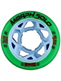 GRN MNSTR Reckless Morph Solo Wheels (Green 97A, Set of 4)