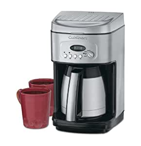 Cuisinart Coffee Maker Dripping : Amazon.com: Cuisinart DCC-2400 Brew Central Thermal 12-cup Coffeemaker: Drip Coffeemakers ...