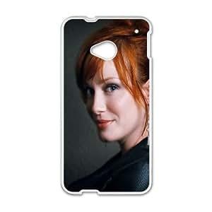 HTC One M7 Cell Phone Case White_Christina Hendrix Fcegb