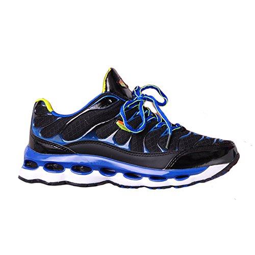 Donna da Sneakers Palestra Scarpe 7127 Bianco 7152 Nuove Ginnastica Toocool Nero Blu 41 Sportive Sport Fitness Blu EwtWqRxn5