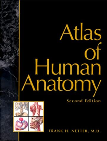 Atlas of Human Anatomy: Amazon.co.uk: Frank H. Netter: 9780914168812 ...