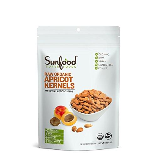 Top 7 Organic Apricot Seeds Raw Food