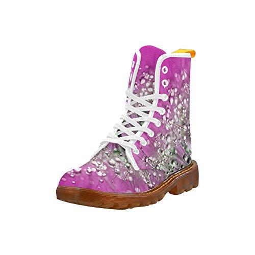 For Fashion LEINTEREST Dandelion Shoes Women Boots Dandelion LEINTEREST Martin Martin n8wqpaRf
