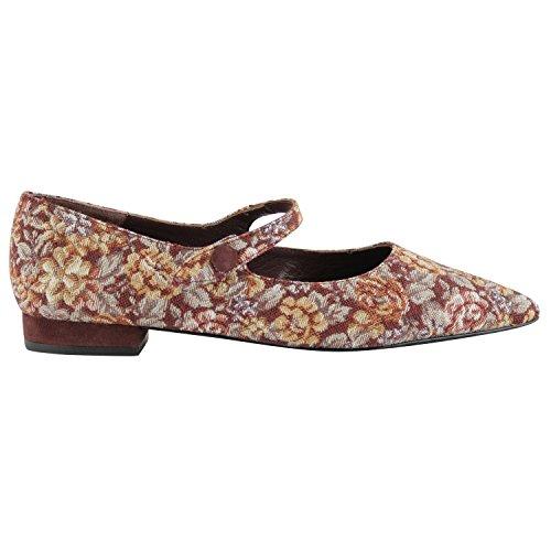 Exclusif Paris Abby, Chaussures femme Ballerines