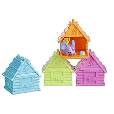 Animal Jam Adopt A Pet Series 1 Blind Bag House (Random Pet/Color): Toys & Games
