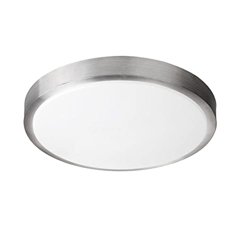 ZHMA LED 8W Ceiling Lights, 4200K(Natural White) , 640LM, IP44 Moisture