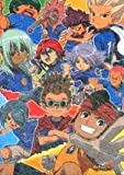 Inazuma Eleven Japanese paper Clear File