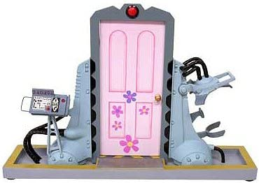 Amazon Com Monsters Inc Boo S Door Station Home Kitchen