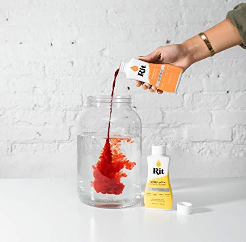 All-Purpose Liquid Dye, Tangerine