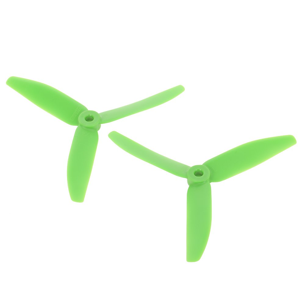 Ajcoflt 10 Pares de apoyos Triblade de h/élice de 3 Palas GEPRC 5040 de 5 Palas para FPV Racing Quadcopter QAV210 250 Drone