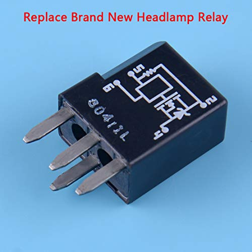 Replace Brand New ACDelco 15016745 Headlamp Relay