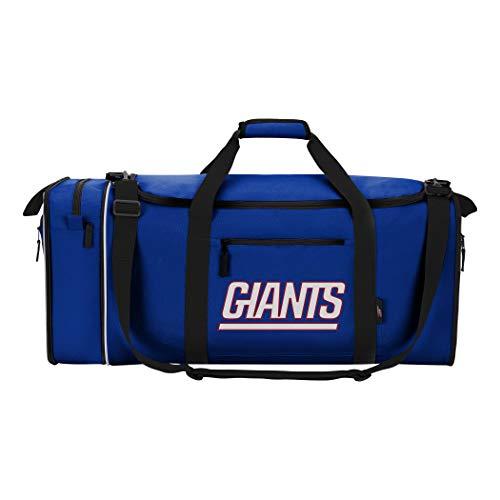 NFL New York Giants Steal Duffel Bag