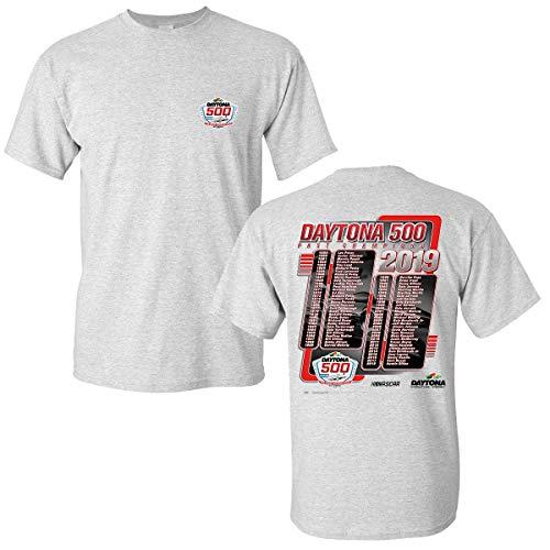 Kudzu NASCAR 2019 Daytona 500 Past Champions T-Shirt (Medium) Grey ()