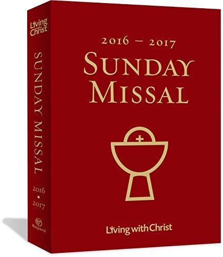2016-2017 Living with Christ Sunday Missal (Catholic US version)