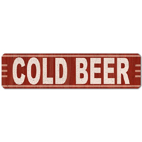 Cold Beer Sign - 5