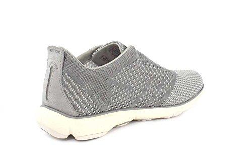Homme white Basses Geox Nebula Sneakers Stone B U xF08qw7X