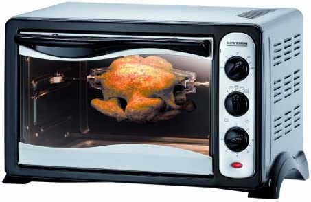 Severin Mini Oven TO 2024, 560 x 400 x 325 mm, 1500 MB/s ...