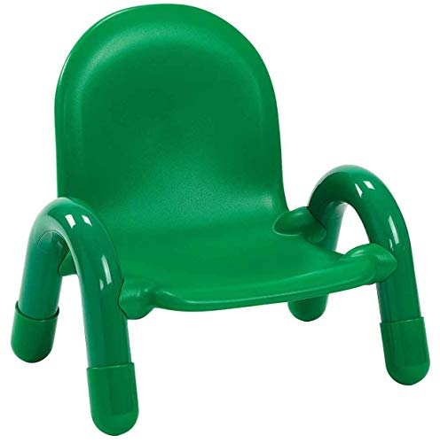Angeles 5 in. Chair in Shamrock Green - Baseline Angeles Chair