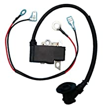 Tuzliufi Replace Ignition Coil Stihl MS171 MS181 MS211 MS271 MS271C MS291 MS291C MS341 MS361 Chainsaw 1135 400 1300 1141-400-1303 1146-400-1304 1141-400-1305 1139-400-1307 New Z134