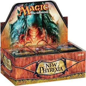 Magic The Gathering New Phyrexia Booster Box by Magic: the Gathering