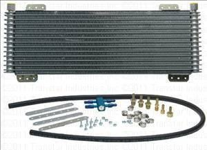- Tru-Cool Max LPD4739 4739 40,000 GVW Low Pressure Drop Transmission Oil Cooler with Thermal Bypass