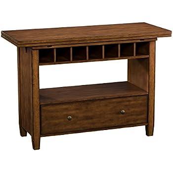 Amazon.com: Winsome Brandon Expandable Console Table ...