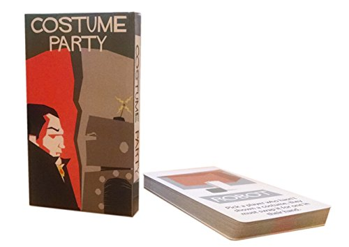 The Costume Party (Morels Card Game)