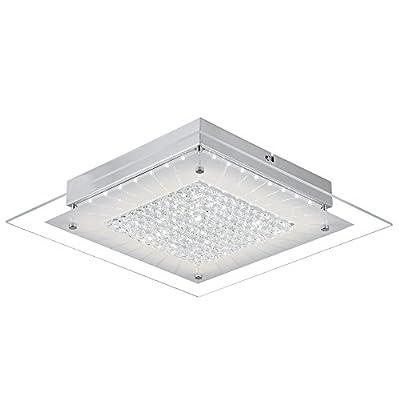 Auffl flush mount led ceiling light