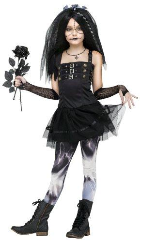 Frankies Bride Child Costume - Large ()