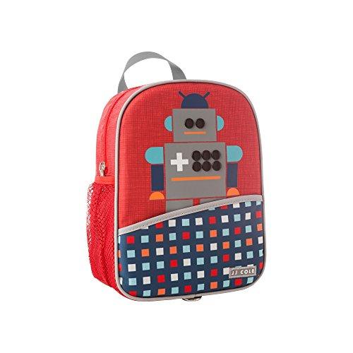 JJ Cole Harness Backpack Robot