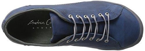 Andrea Tegner 0342725 Sneaker Dame Blau (kombi Jeans. 327) Khs9Ub